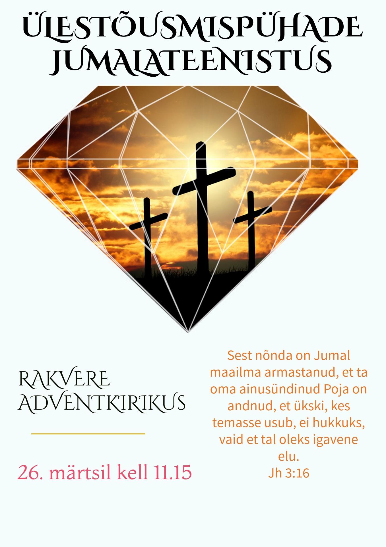 ülestõusmispühad L